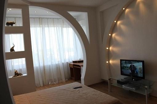 Перепланировка Маленькая квартира в скандинавском стиле в