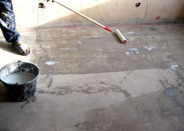 Как правильно залить наливной пол